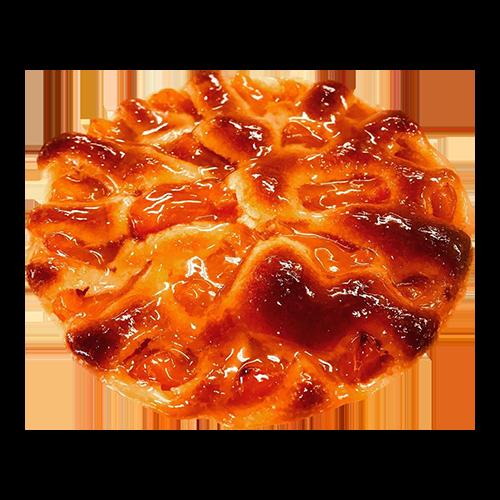 entremets_apricot
